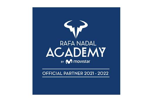 Unser Partner: Rafa Nadal Academy by Movistar